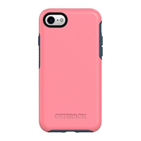 Otterbox Symmetry For Iphone 7 Pink Colour Ori Asli otterbox iphone 7 symmetry stormfront