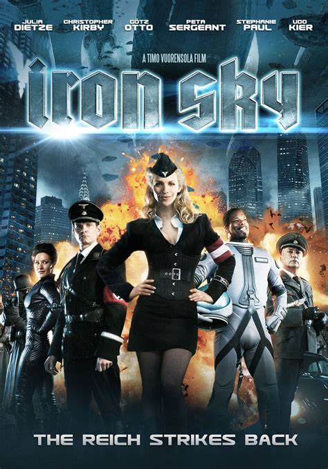 Iron Sky 2012 Full Movie Iron Sky Dvd Release Date October 2 2012
