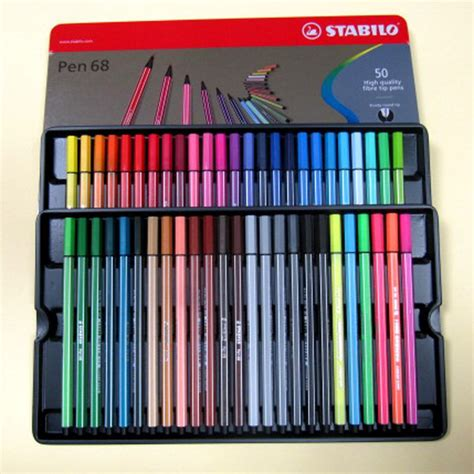 Stabilo Pen 68 Umber pin stabilo pen 68 neon 6 colours 163 5 99 comment 8 felt on