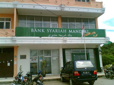 bank syariah mandiri banking panoramio photo of bank syariah mandiri