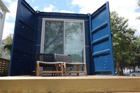 air bnb tiny house container house north carolina tiny house swoon