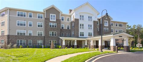 retirement appartments victory woods senior apartments lexington park md