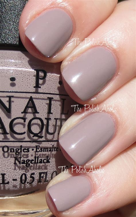 good nail color for the beach the gallery for gt opi taupe less beach