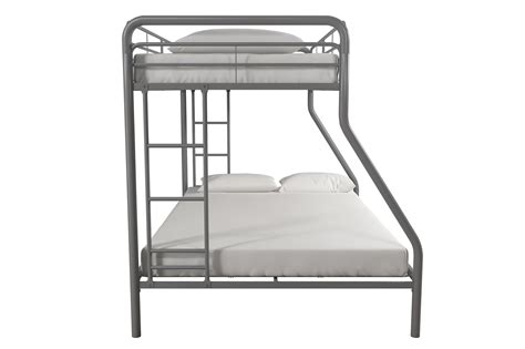 Futon Bunk Bed Assembly by Dhp Furniture Bunk Bed