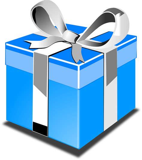 Imagenes Vectoriales De Regalos | regalo presente azul 183 gr 225 ficos vectoriales gratis en pixabay