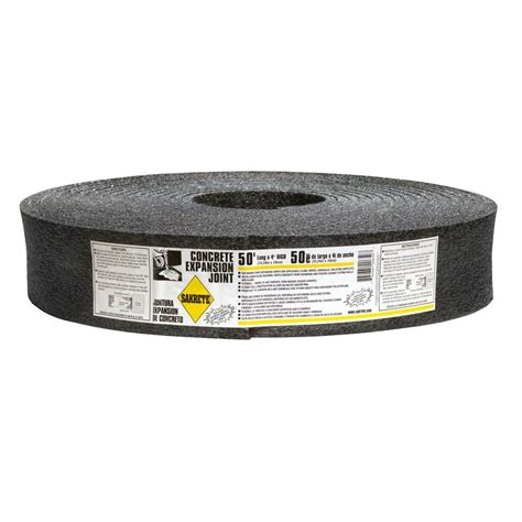 Decorative Stepping Stones Home Depot Sakrete Concrete Expansion Joint Basalite