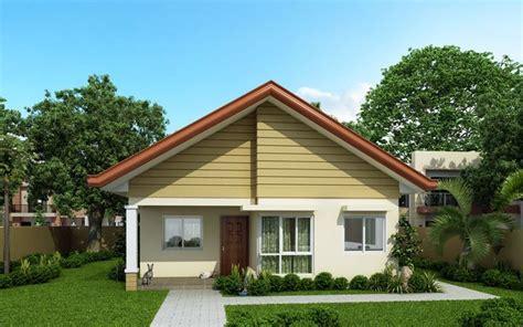 alexa simple bungalow house small house design modern