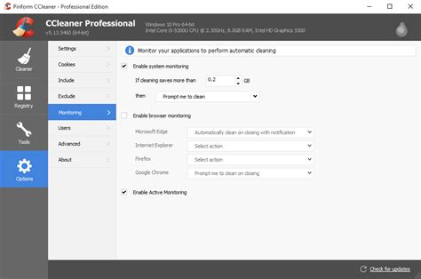 ccleaner active monitoring what is active monitoring piriform support