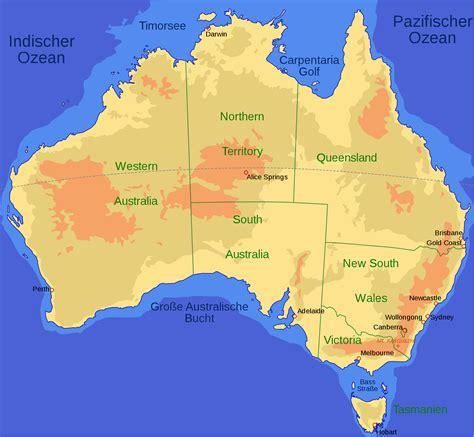 maps australia australia map mapsof net