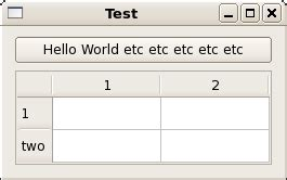 qt setvisible layout how to determine the correct size of a qtablewidget