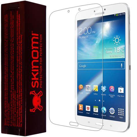 Samsung Tab 3 8 0 skinomi techskin samsung galaxy tab 3 8 0 screen protector