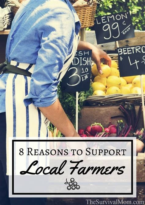 8 Reasons To Support Marriage by 8 Reasons To Support Local Farmers Survival