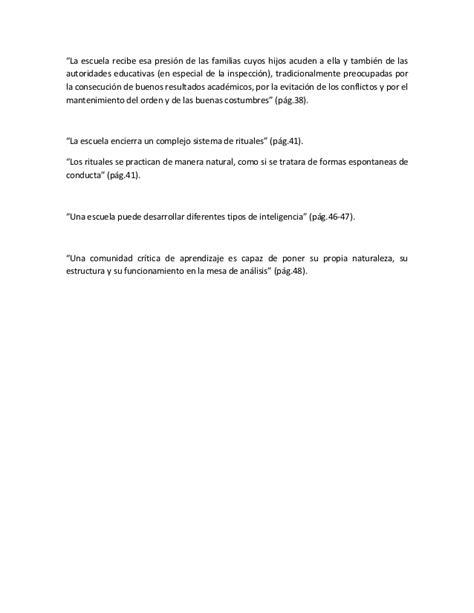 How Many Ceu S For An Mba by 8 Reporte De Lectura Texto De Santos