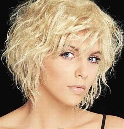 15 best of short curly hairstyles for fine hair