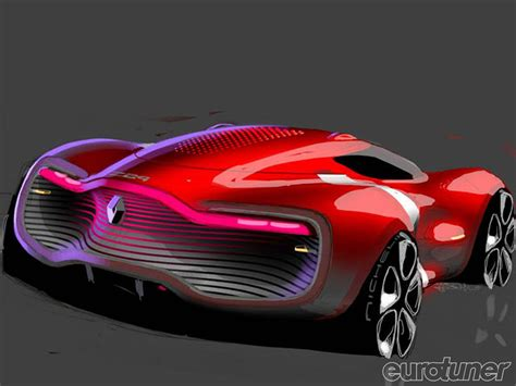 renault dezir renault dezir concept car web exclusive photo image