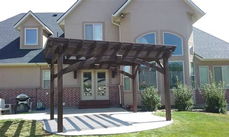 build your own pergola kit diy timber frame awning pergola kit western timber frame