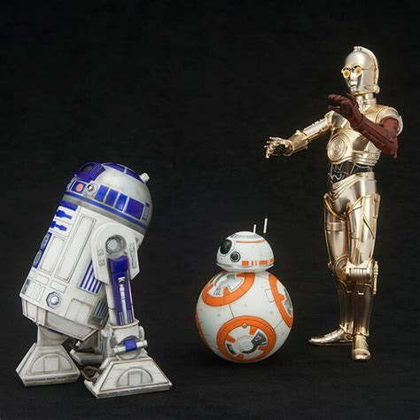 bb 8 bobblehead uk kotobukiya wars the awakens c 3po r2 d2 and bb