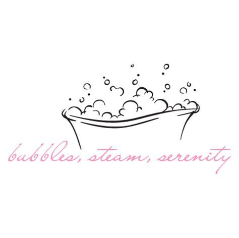 bathtub  bubbles wall quotes decal wallquotescom