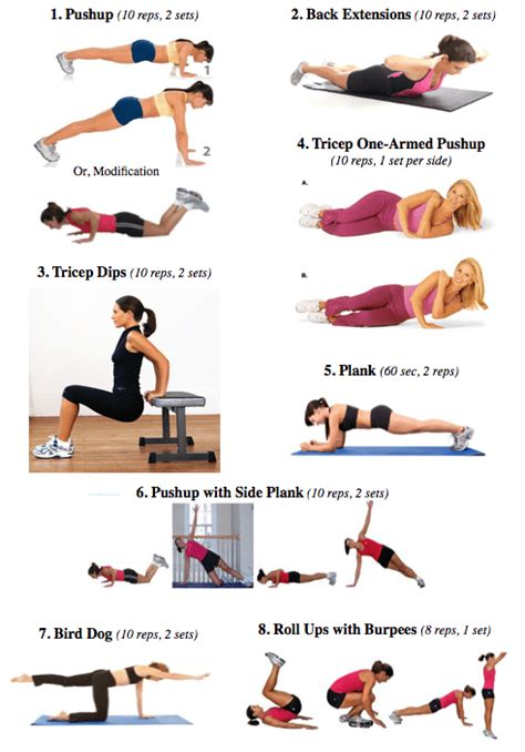 workouts without equipment
