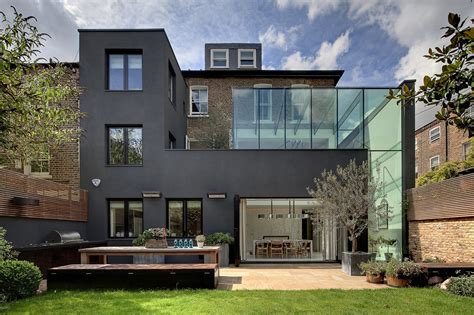 london house world of architecture modern london house souldern road residence by dos architects