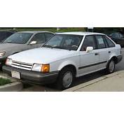 1990 Ford Escort White  200 Interior And Exterior Images