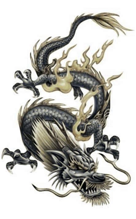 Martial Arts Studio Interior Design Black Think Tattoo Dragon Tattoo Picture
