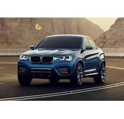BMW X4 Concept  New Photo Gallery Motorward