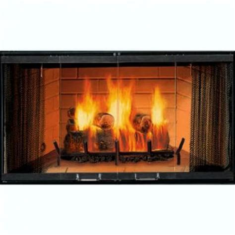 majestic 36 quot fireplace doors