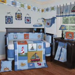 Nautical Baby Crib Bedding Sets Nautical Crib Bedding Totally Totally Bedrooms Bedroom Ideas