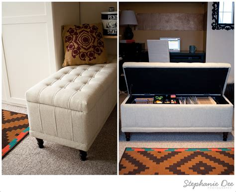 diy diaries storage bench file cabinet 187 stephanie dee