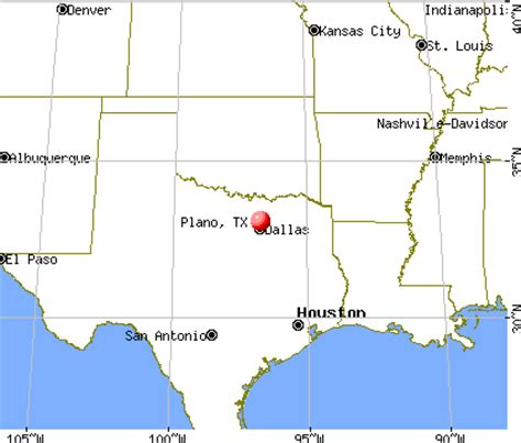 where is plano texas on map my hometown stearns s site