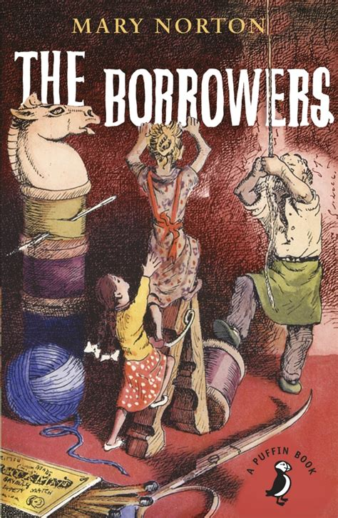 the borrowers a puffin mary norton