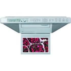 cabinet kitchen tvs sony icf cd555tv