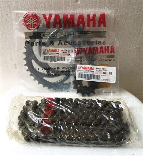 Box Filter Set Yamaha Jupiter Mx New Original jupiter mx