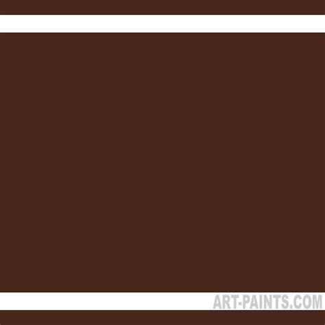 chocolate brown master airbrush spray paints kit ab53