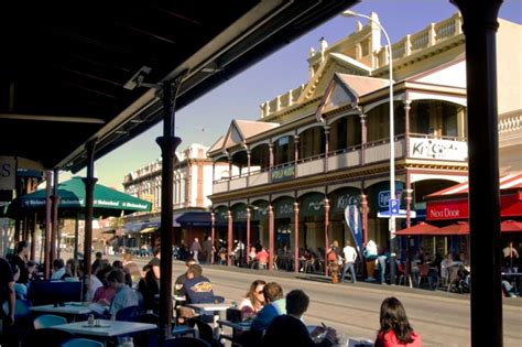 Cappuccino Strip   Fremantle. Be part of the story