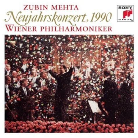 new years concert new year s concert 1990 zubin mehta vienna philharmonic