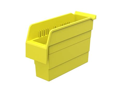 plastic nesting shelf bin box 16 bins