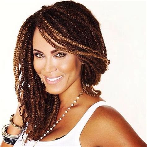 nicole ari parker cornrow hairstyle 2175 best hairspiration images on pinterest african