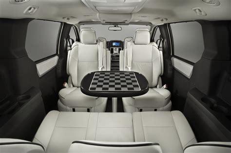 most comfortable minivan winding road list ten great rear seats
