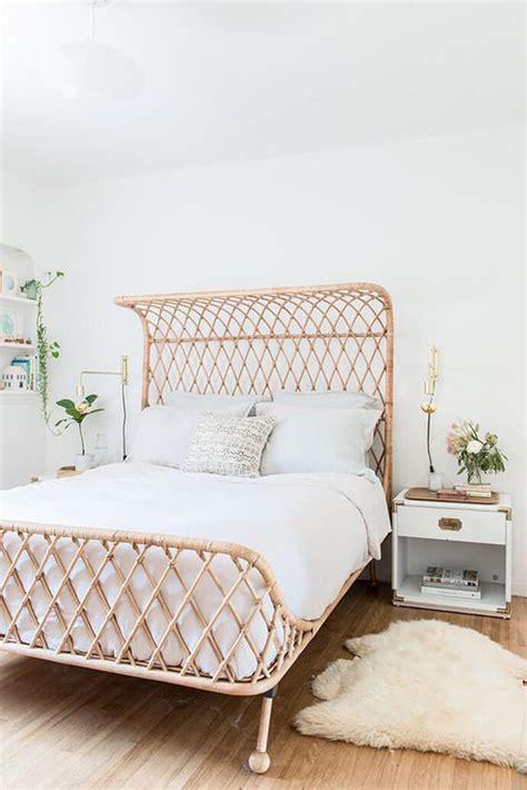 Wicker Headboard Ideas 15 Artistic Rattan Headboards For Your Every Bedroom Decorazilla Design