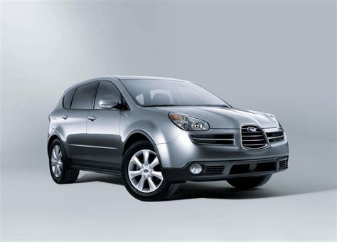 tribeca subaru these are the subaru tribeca s dying days the truth