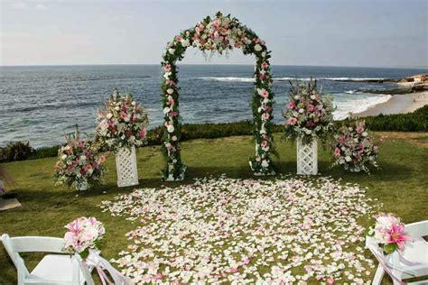 161 pon un arco de flores en la decoraci 243 n de tu boda blog