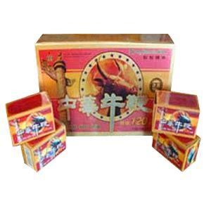 Obat Cina Vitalitas Pria chong hua gingseng kapsul china ramuan herbal obat kuat