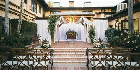 wedding venues new coast historic santa inn weddings get prices for wedding