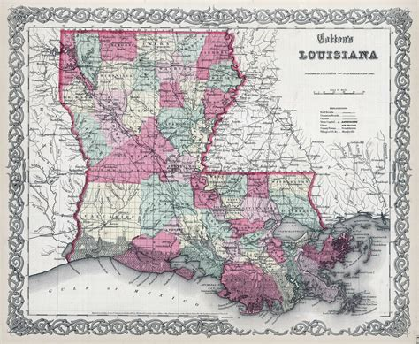 louisiana historical map louisiana historical map 28 images vintage louisiana