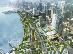 Urban Designer central reclamation urban design study urban design