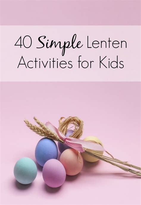 40 pro life lenten sacrifice ideas for you prolife365 31 best images about easter on pinterest random acts