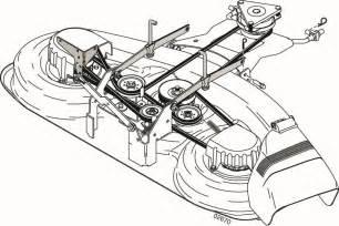 lt 1000 craftsman lawn mower parts diagram lt