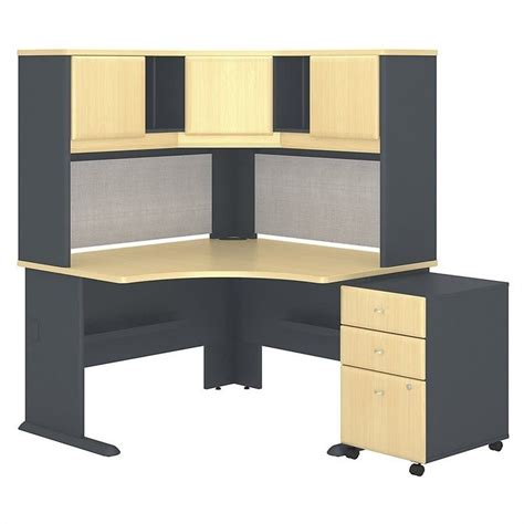 48 inch computer desk with hutch 48 desk with hutch series a 48 quot computer desk with